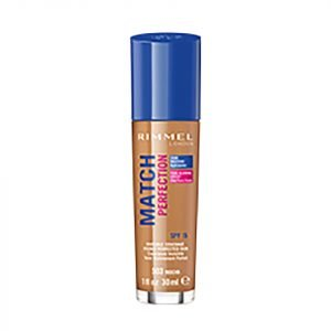 Rimmel Match Perfection Foundation 30 Ml Various Shades Mocha