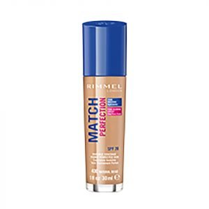 Rimmel Match Perfection Foundation 30 Ml Various Shades Natural Beige