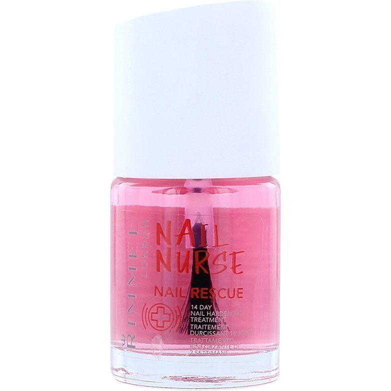 Rimmel Nail Nurse Base & Top Coat Rescue 12ml