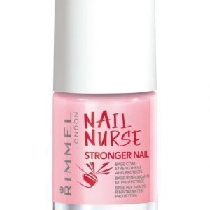Rimmel Nail Nurse Stronger Base Coat Hoitava Aluslakka 12 ml