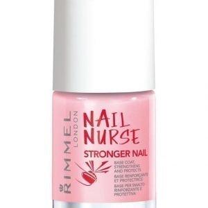 Rimmel Nail Nurse Stronger Base Coat Hoitava Aluslakka 12 ml