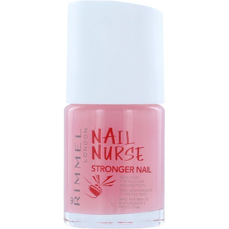 Rimmel Nail Nurse Stronger Nails 12ml
