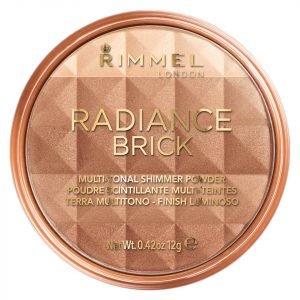 Rimmel Radiance Shimmer Brick 12g 01