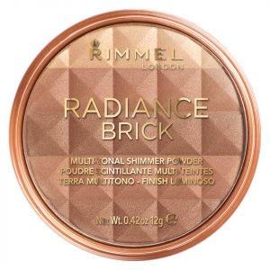 Rimmel Radiance Shimmer Brick 12g 02