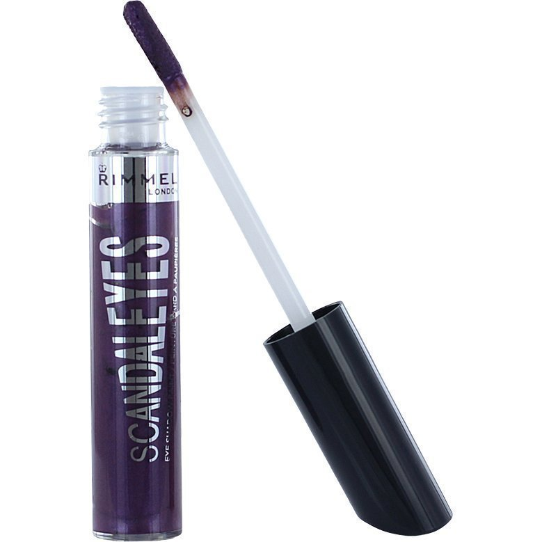 Rimmel Scandaleyes Eyeshadow Paint 014 Manganese Purple 7ml
