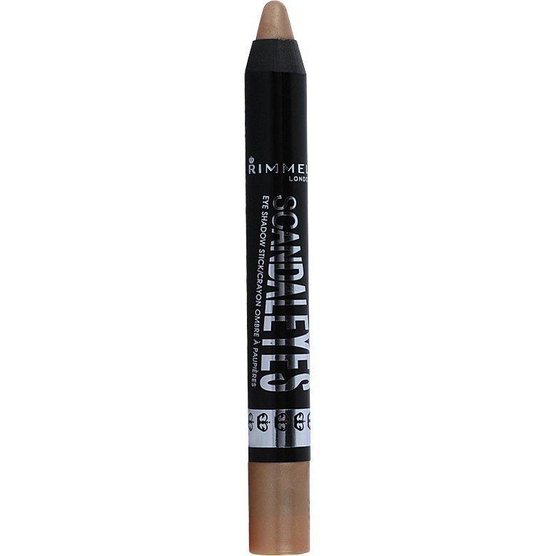 Rimmel Scandaleyes Eyeshadow Stick 002 Bulletproof Beige 3