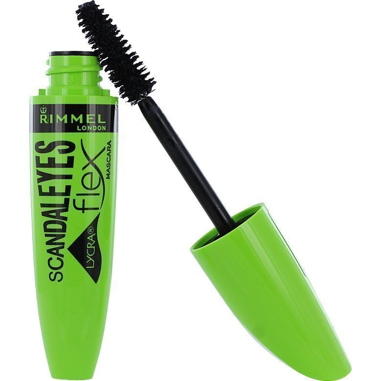 Rimmel Scandaleyes Lycra Flex Mascara 001 Black 12ml