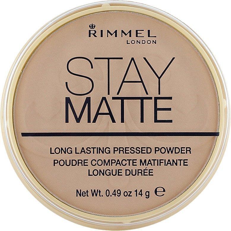 Rimmel Stay Matte Pressed Powder 007 Mohair 14g