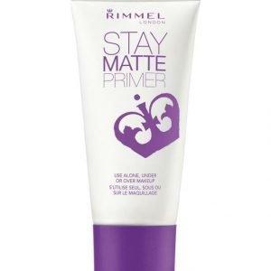 Rimmel Stay Matte Primer Meikinpohjustustuote 30 ml