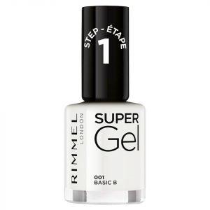 Rimmel Super Gel Nail Polish Basic B