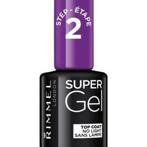 Rimmel Super Gel Top Coat Päällyslakka