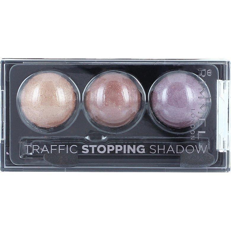 Rimmel Traffic Stopping Eyeshadow 002 U Turn 2