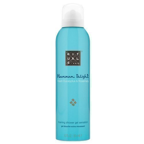 Rituals Foaming Shower Gel Sensation Hammam Delight