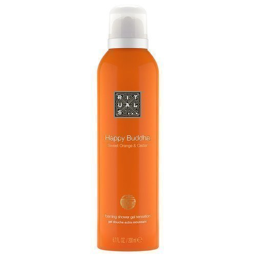 Rituals Foaming Shower Gel Sensation Happy Buddha