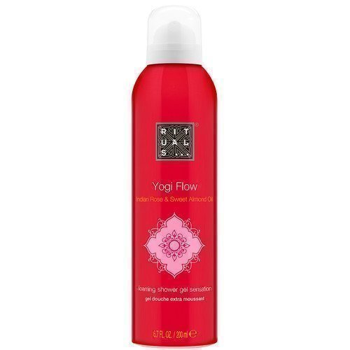 Rituals Foaming Shower Gel Sensation Yogi Flow
