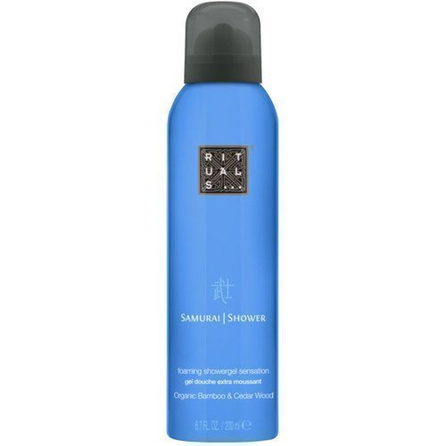 Rituals Samurai Foaming Shower Gel Sensation