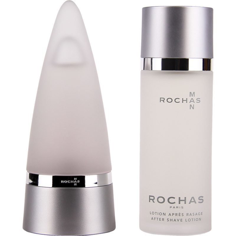 Rochas Rochas Man Duo EdT 50ml After Shave Lotion 75ml