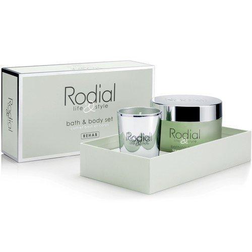 Rodial Life & Style Rehab Bath & Body Set