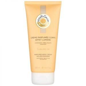 Roger&Gallet Bois D'orange Creme Sublime Or Body Cream 200 Ml