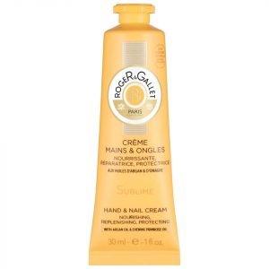 Roger&Gallet Bois D'orange Hand Creme Sublime 30 Ml