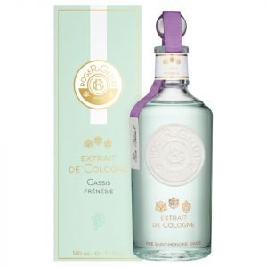 Roger&Gallet Extrait De Cologne Cassis Frenesie Fragrance 500 Ml