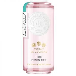 Roger&Gallet Extrait De Cologne Rose Mignonnerie 100 Ml