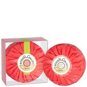 Roger&Gallet Fleur De Figuier Round Soap In Travel Box 100 G