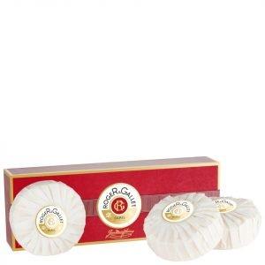 Roger&Gallet Jean Marie Farina Soap Coffret Gift Set