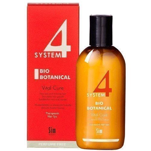 SIM Sensitive System 4 Bio Botanical Vital Cure 215 ml