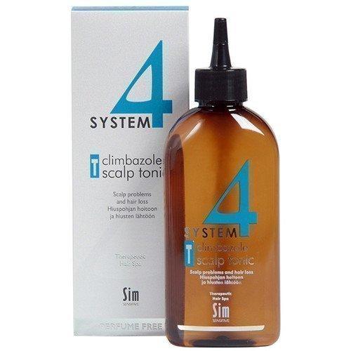 SIM Sensitive System 4 Climbazole Scalp Tonic 200 ml