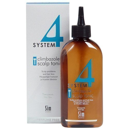 SIM Sensitive System 4 Climbazole Scalp Tonic 500 ml