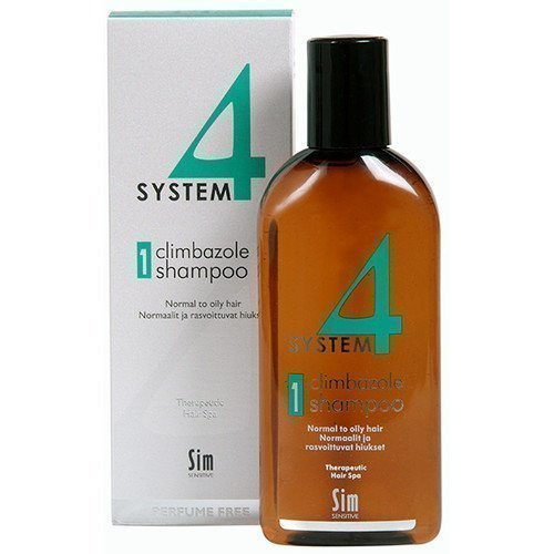 SIM Sensitive System 4 Climbazole Shampoo 1 100 ml