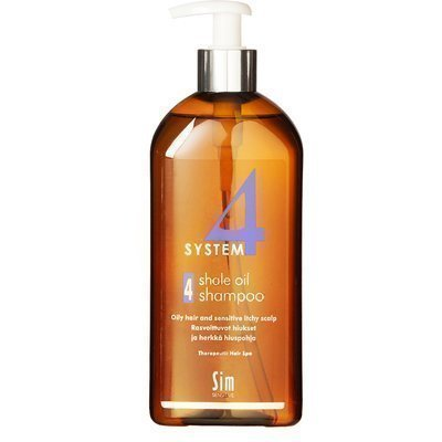 SYSTEM 4 4 Shale Oil Shampoo 500 ml