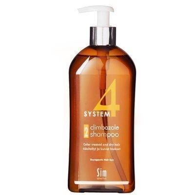 SYSTEM 4 Climbazole 2 Shampoo 500 ml
