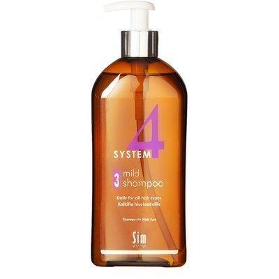 SYSTEM 4 Climbazole 3 Shampoo 500 ml