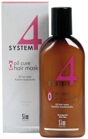 SYSTEM 4 O Oil Cure Hair Mask 500 ml
