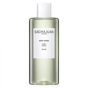 Sachajuan Shiny Citrus Body Wash 300 Ml