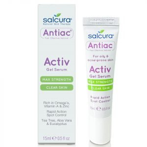 Salcura Antiac Activ Gel Serum 15 Ml