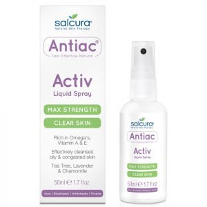 Salcura Antiac Activ Liquid Spray 50 Ml