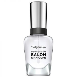 Sally Hansen Complete Salon Manicure 3.0 Keratin Strong Nail Varnish Clear'd For Takeoff 14.7 Ml