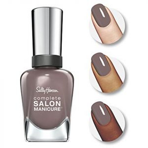 Sally Hansen Complete Salon Manicure 3.0 Keratin Strong Nail Varnish Commander In Chic 14.7 Ml