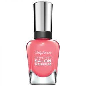 Sally Hansen Complete Salon Manicure 3.0 Keratin Strong Nail Varnish Get Juiced 14.7 Ml