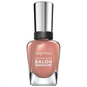 Sally Hansen Complete Salon Manicure 3.0 Keratin Strong Nail Varnish Mudslide 14.7 Ml