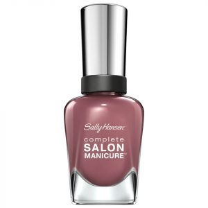 Sally Hansen Complete Salon Manicure 3.0 Keratin Strong Nail Varnish Plums The Word 14.7 Ml