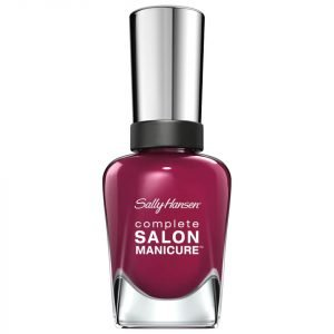 Sally Hansen Complete Salon Manicure 3.0 Keratin Strong Nail Varnish Scarlet Fever 14.7 Ml