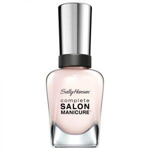 Sally Hansen Complete Salon Manicure 3.0 Keratin Strong Nail Varnish Shell We Dance 14.7 Ml