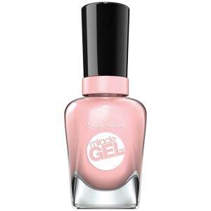Sally Hansen Miracle Gel Nail Polish Regal Rose 14.7 Ml