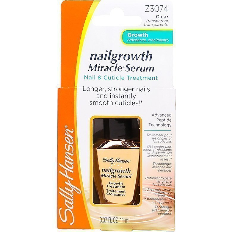 Sally Hansen Nailgrowth Miracle Nail & Cuticle Treatment 11ml