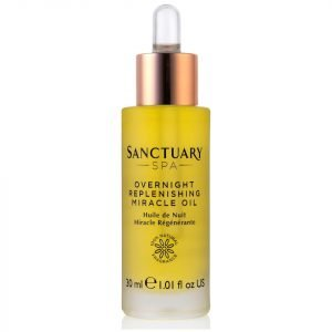 Sanctuary Spa Overnight Replenishing Miracle Oil 30 Ml