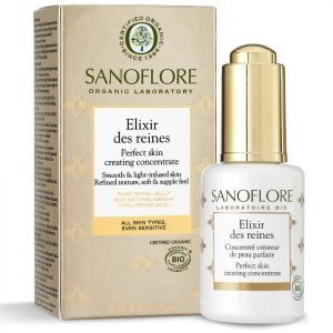 Sanoflore Elixir Des Reines Skin-Perfecting Concentrate Serum 30 Ml